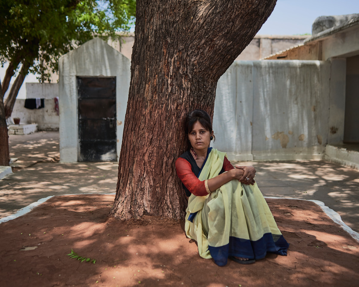 Gayatri, Inmate at Gwalior District Jail, Madhya Pradesh, India
