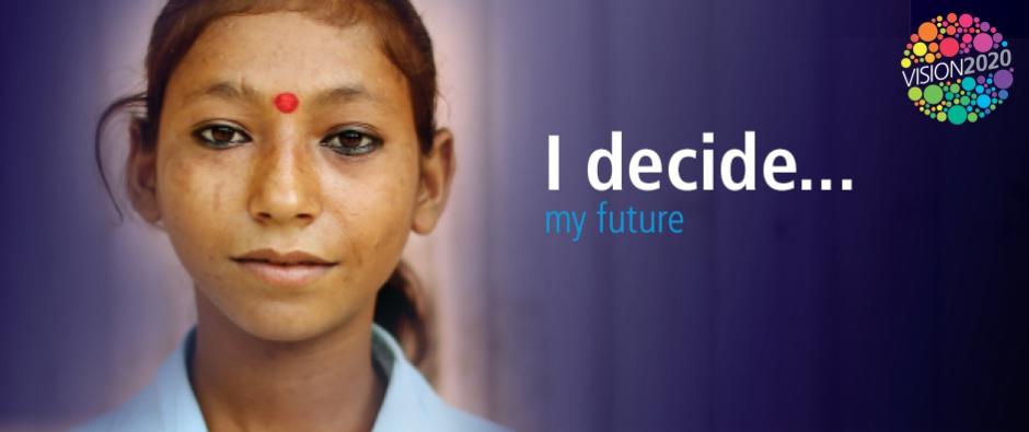I decide my future
