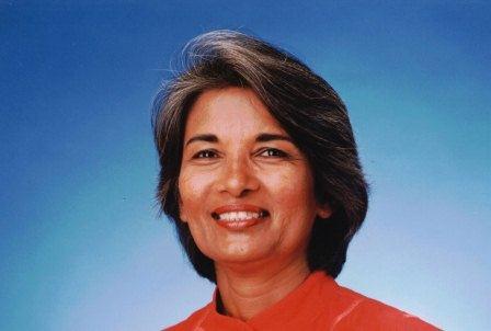 Angela Cropper