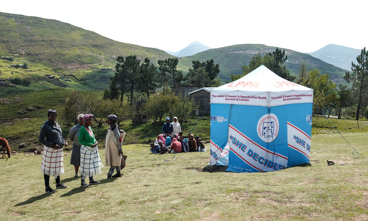 Lesotho, GGR impact