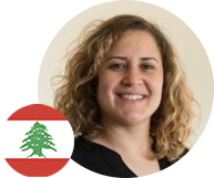 Lina Sabra, Executive Director of the Lebanese Association for Family Health (SALAMA)