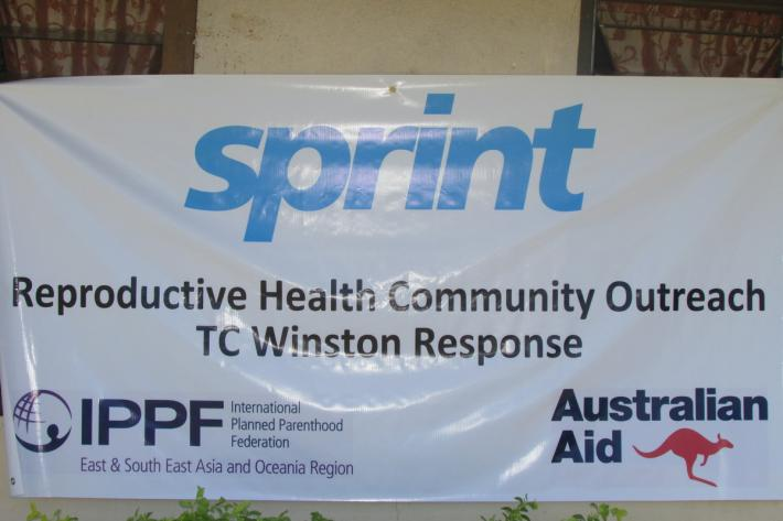 SPRINT: IPPF humanitarian arm