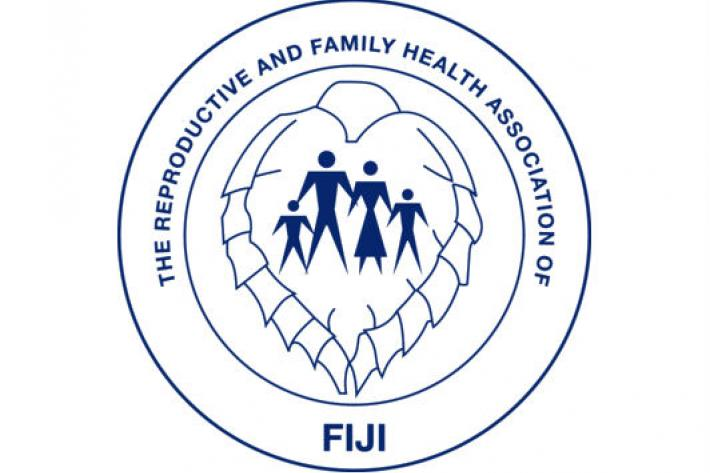 Reproductive & Family Health Association of Fiji logo