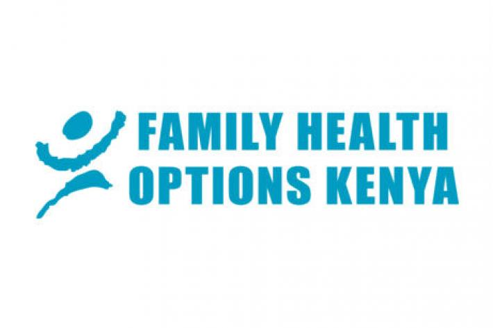 Family Health Options Kenya logo