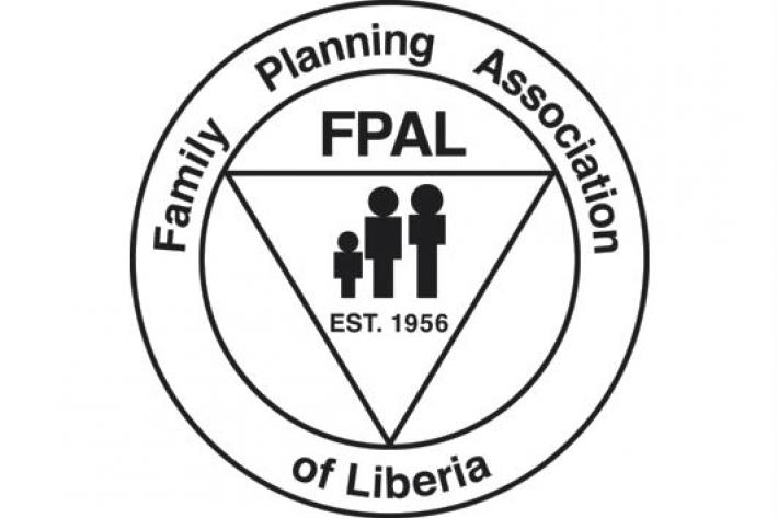 Planned Parenthood Association of Liberia logo