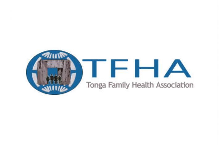 Tonga Family Health Association logo
