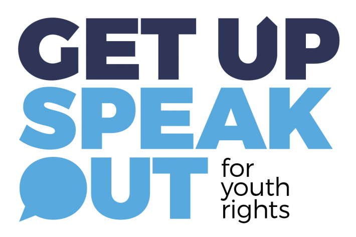 Get Up Speak Out for youth rights