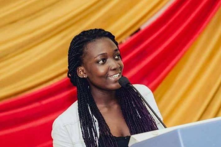 Akosua Agyepong - Youth Volunteer at Planned Parenthood Association of Ghana (PPAG)