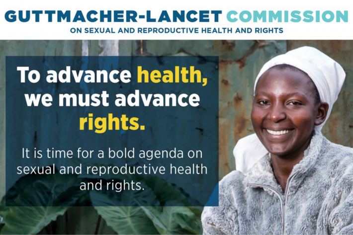 Guttmacher-lancet Commission SRHR 2018