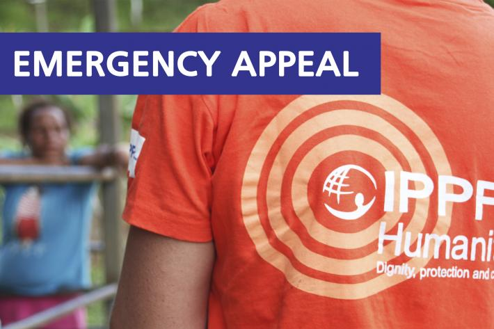 Emergency appeal for the Tsunami & Earthquake in Indonesia