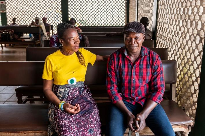 Yaori Ajossou was listening to the radio with his wife in Togo's capital, Lomé, when the usual chatter turned to a topic he'd never considered: vasectomy.