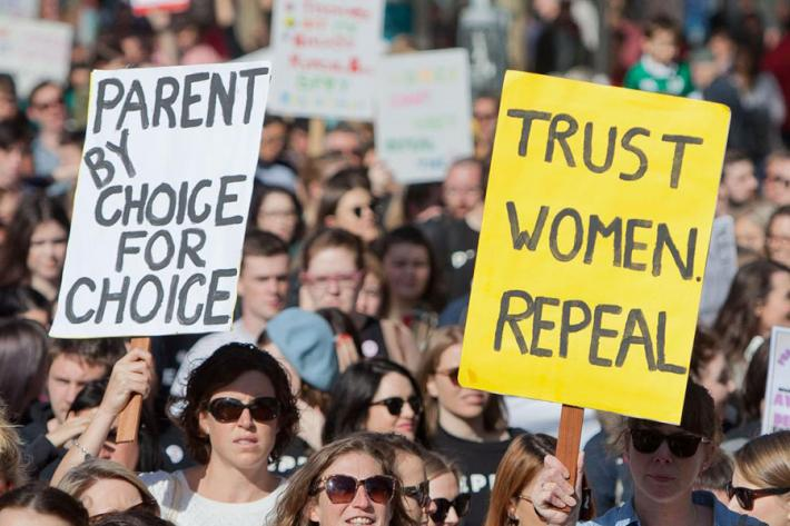 abortion referendum Ireland