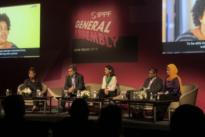 IPPF' General Assembly in India 2019