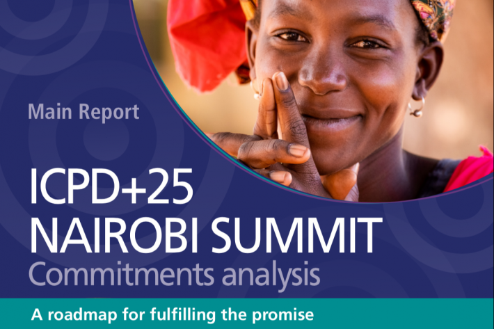 ICPD+25 Nairobi Summit: Commitment Analysis Report cover