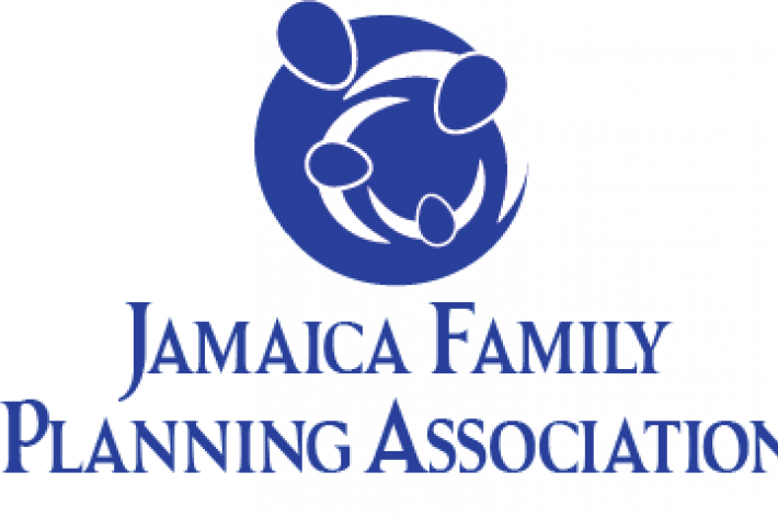 Logo reads: Jamaica Family Planning Association