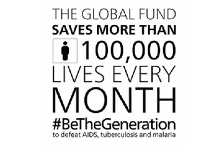 Global funds saves more than 100,00 lives every month