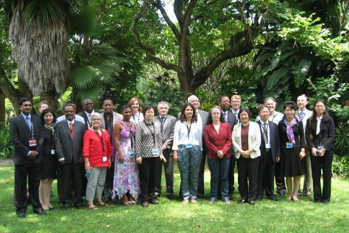 participants to the BRICS seminar
