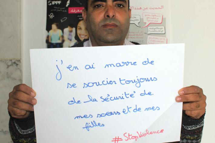 "Tunisia: ""I'm sick of being constantly afraid for my sisters and daughters"""