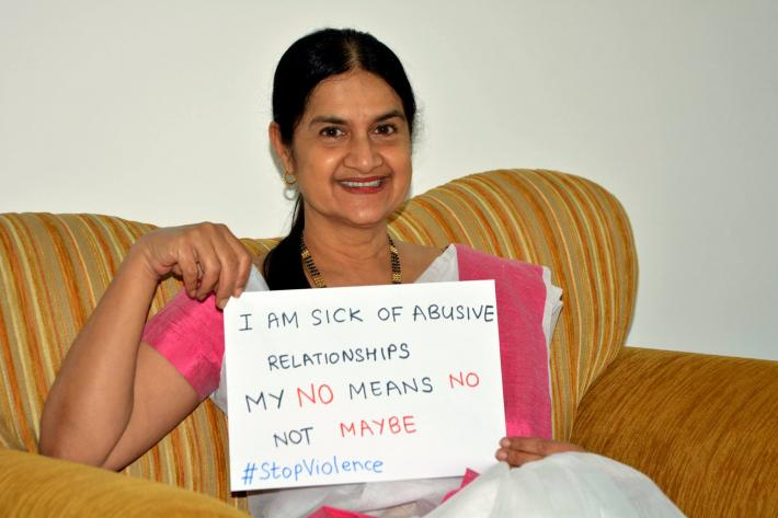 "Sri Lanka: ""I'm sick of abusive relationships. My 'NO' means 'NO'!"""