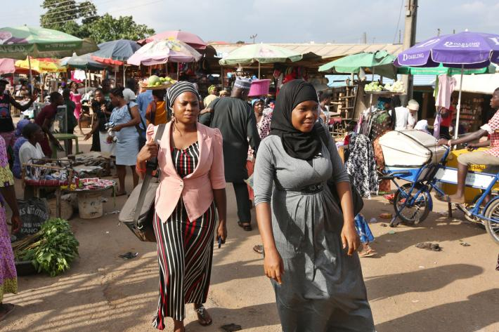 IPPF market outreach in Nigeria