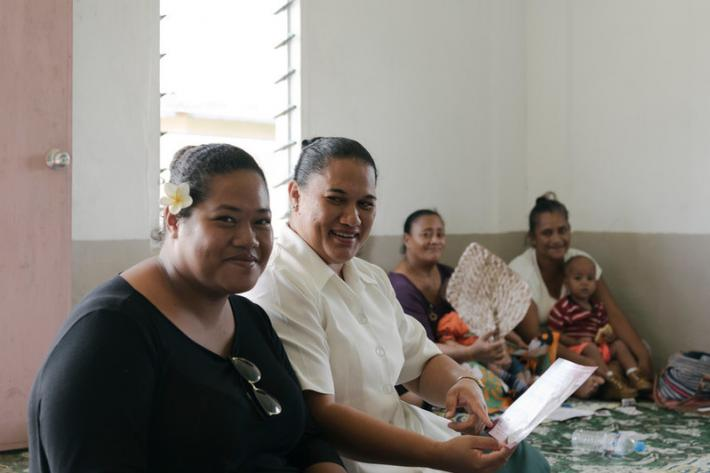 Our Member Association, the Tonga Family Health Association, responded with emergency outreach teams. TFHA's clinic in Folaha village offers sexual and reproductive health care to the local community.