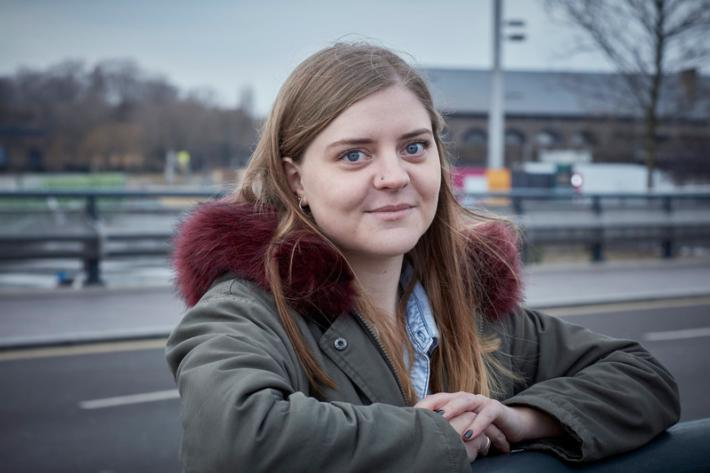 """Consent is a continuous conversation. Young people don't have the language to have these healthy conversations about consent...whether it's a long-term relationship or a one-night stand. They ask: 'How do I bring this up? What words do I use?'"" Louise, 24."