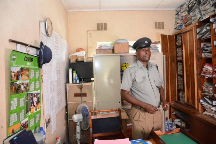 """The government is also working hard to ensure that the community is aware of the laws and that the laws are enforced,"" said Milton Moyo, a police officer in-charge of the Victim Support Unit at Mangochi Police Station. He explained how the government was addressing the issues of early marriage and sexual and gender-based violence (SGBV) and why it was a priority."