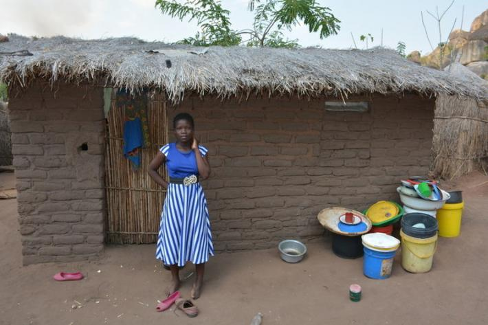Thirteen-year-old Duwana Walasi lives in a poor rural village near Mangochi, on the shores of Lake Malawi.