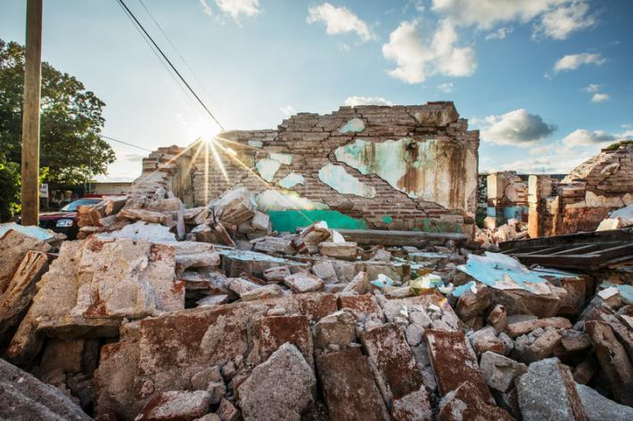 The strongest earthquake in a century struck Mexico on 8 September 2017. It was followed by two  powerful quakes in the following weeks with devastating effects on Central and Southern Mexico.