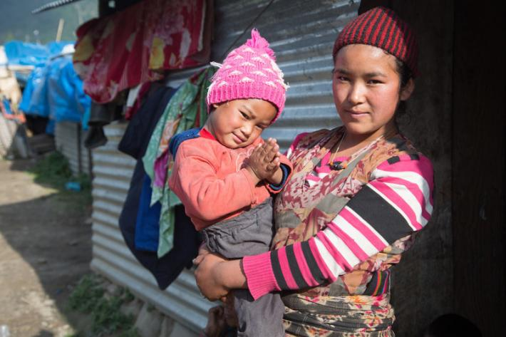 "Jomini was just sixteen years old when her parents forced her to marry. ""I'm still a child – I don't want to get married,"" she told them, but her protests fell on deaf ears. Jomini lives in Gatlang, a remote village of traditional stone and carved wood houses, high up in the mountains of northern Nepal."