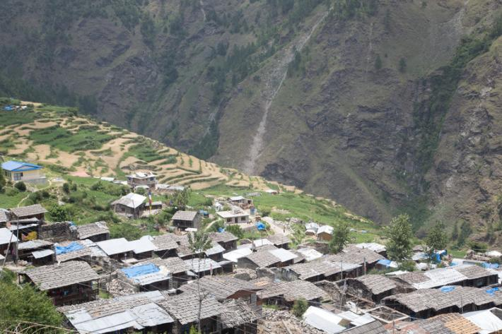 Around 14 million Nepalis live in mountainous or hilly regions, often in small, remote villages many miles from the nearest town, where health facilities are often scarce, understaffed and limited medical and contraceptive supplies.