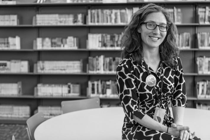 Tamara Michel, a community health co-ordinator at Queens Library, first came up with the idea to approach Planned Parenthood. Librarians would come up to her when they needed advice on tricky questions about health, sexuality and identity.