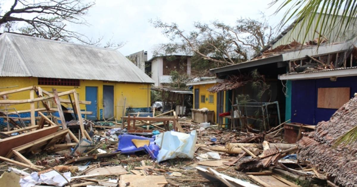SPRINT Initiative reaches out to the Cyclone Pam affected ...