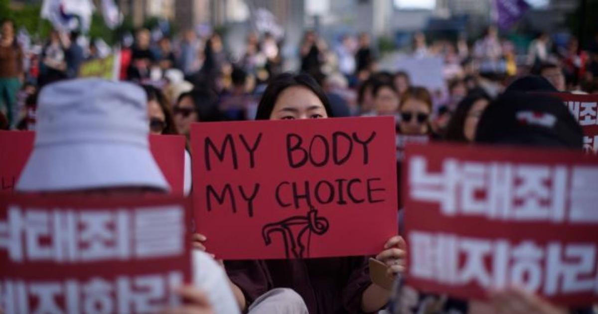 IPPF welcomes South Korea's historic decision to overturn abortion ban |  IPPF