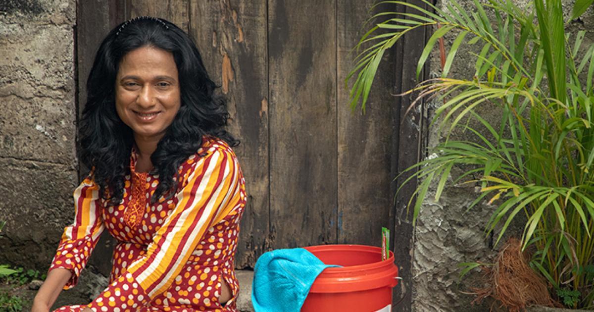 Delivering Transgender Dignity Kits In A Disaster  Ippf-9774