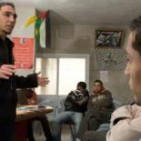 An IPPF male peer educator in Palestine