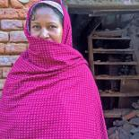 Parvati became mother three weeks before the earthquake