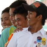 Young people in Indonesia