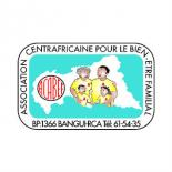 Logo of the Association Centrafricaine pour le Bien-Etre Familial