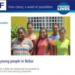 Changing Lives ... Voices from Belize