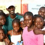 young people in Gambia