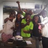 young people from MAJ Benin taking part to IPPF Twitter Chat