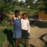 Girls from Lesotho