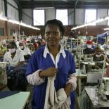 Ethiopia sewing factory