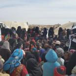 IDP camp in Yemen, served by IPPF