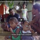 Thumbnail from video: Mothers in Fiji can now access contraception.