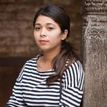 Young nepalese volunteer from IPPF in Nepal, FPAN