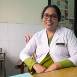 Ms. Lovely Yasmin, 51, Nurse Supervisor at Upazila Health Complex Belkuchi, Sirajgunj