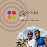 IPPF Accountable Now 2016 report