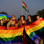 India celebrated an historic LGBTI win